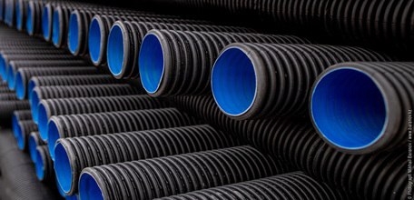 Corrugated Pipes and Fittings Jakko